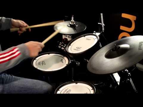 Roland V-Drums - Setting Up Your V-Drums...