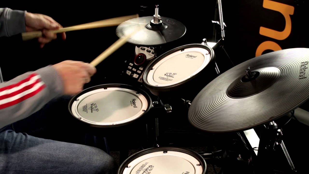 Roland V-Drums - Setting Up Your V-Drums Kit Correctly