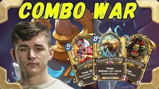Firebat plays a new Woecleaver Combo charges warrior (Kobolds and Catacombs)