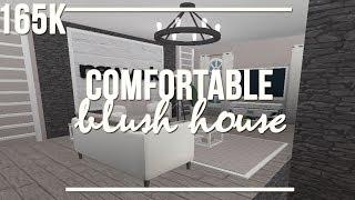 ROBLOX | Willkommen in Bloxburg: Komfortables Blush House 165k
