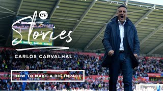 Carlos Carvalhal on making a quick impact on a new team