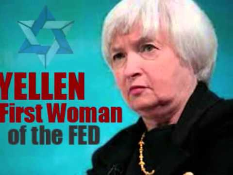 AnonNewsX - Janet Yellen New Chairman Of The Federal Reserve