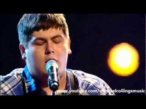 "Michael Collings ""You Do Something To Me"" Britains Got Talent Semi Final HQ/HD"