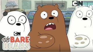 Ayılar | Çılgın Anlar - Bölüm 2 (Türkçe) | Cartoon Network Çıplak Ediyoruz
