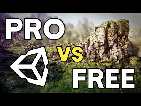 Do you need Unity Pro?