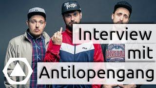 Interview mit Antilopengang: Abwasser, diskriminierender Schimpfwortgebrauch & Intellektualität