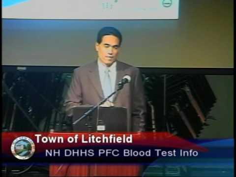 NHHS PFC Blood Test Information Session - July 19, 2016