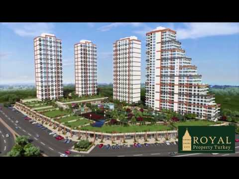Royal Diamond Ispartakule - Luxury Homes For Sale From Turkey - Invest Today - Starts From $147,000
