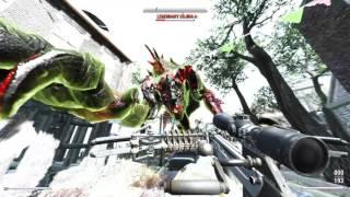 Crossbow Vs Gojira (Fallout 4)