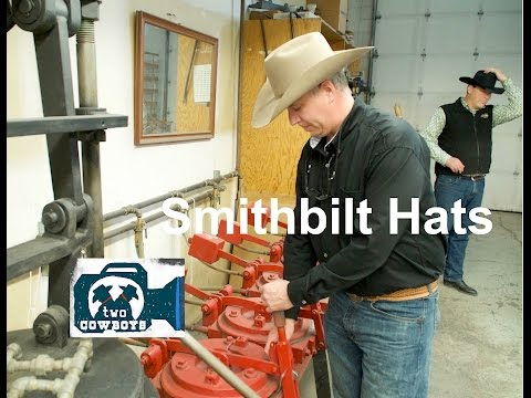 Two Cowboys: The White Hatters Of The Calgary Stampede - Smithbilt Hats, Calgary