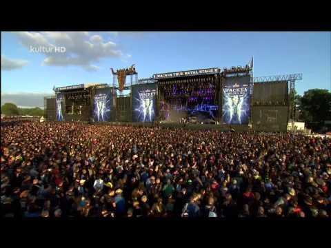 DREAM THEATER - 07s In The Sky Live @ Wacken 2015 HD AC3