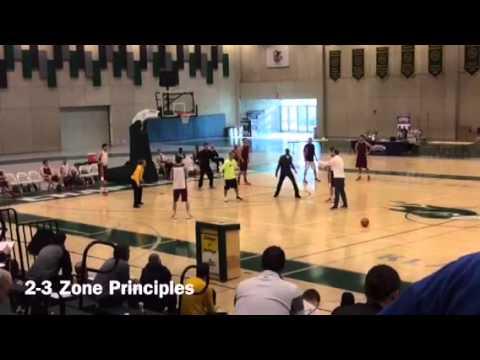 Mike Hopkins- Syracuse Zone Principles