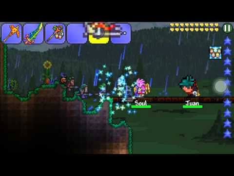 terraria how to get a magic mirror
