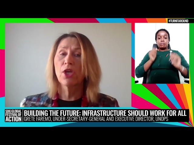 Building the Future: Infrastructure Should Work For All (Spanish)