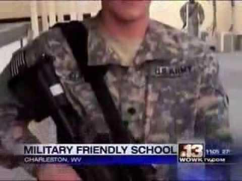 "U.S. News & World Report Names University of Charleston a ""Best College for Veterans"""