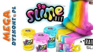 So Slime Shaker • DIY • Szalone zakupy w Biedronce! • Tęczowe kreacje • EPEE • kreatywne zabawki