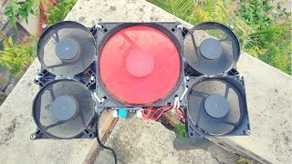 laptop cooling pad DIY | Awesome life Hacks With CPU Fan | Creative Ideas | Computer Fan