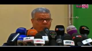 شكيب خليل يعود الي الجزائر احب من احب وكره من كره