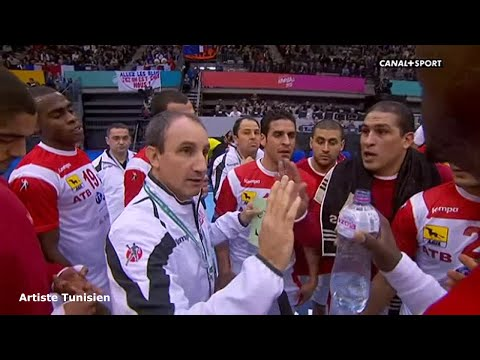Match Complet Handball Mondial 2013 France vs Tunisie 12-01-2013