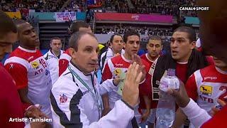 Match Complet Handball Mondial 2013 France vs Tunisie 12-01-2013