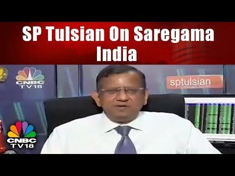 SP Tulsian On His Long Term Stock Pick Saregama India | Bazaar Open Exchange | CNBC-TV18
