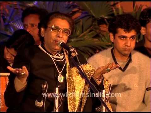 Purest form of music - Qawwali by Sabri Brothers