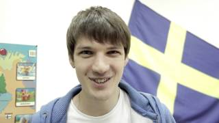 Открытый урок по шведскому языку от Nordic School