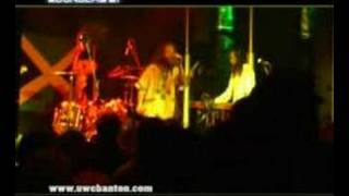 "Uwe Banton & The Sharp Axe Band ""Jah Is Here"""
