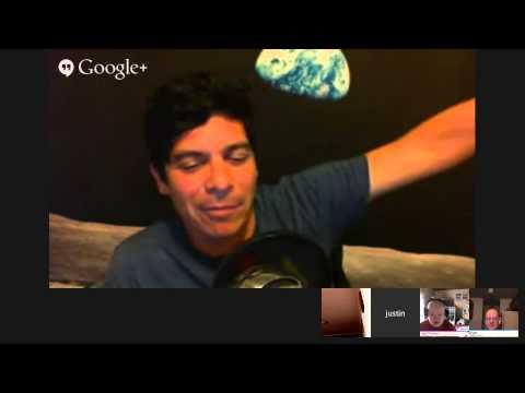 TWIS Minion / Science Island Hangout - April 16, 2015