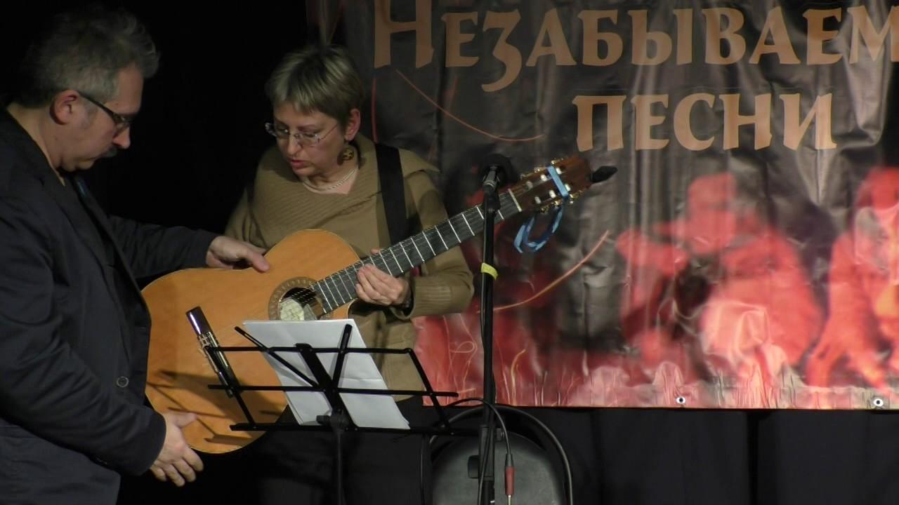Незабываемые песни 2016 2017 Концерт 3 Часть 3