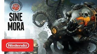 Sine Mora EX – Nintendo Switch Reveal Trailer