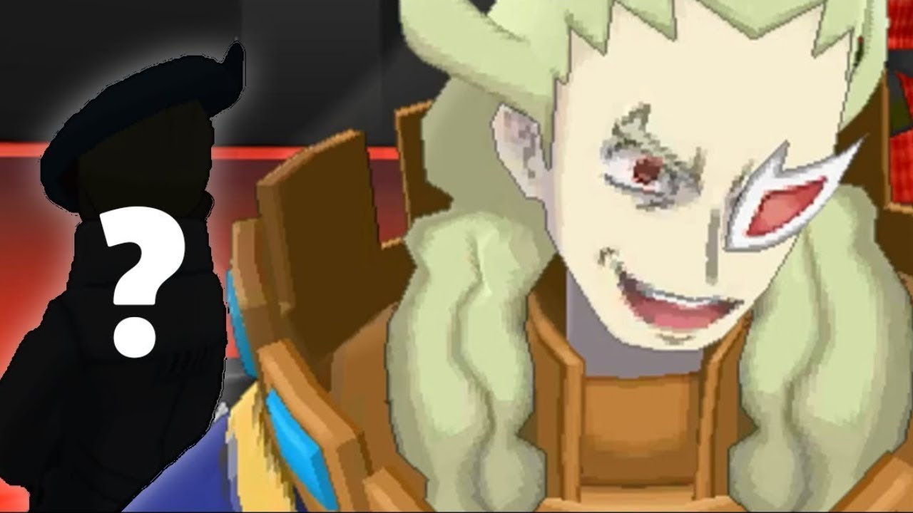 Confronts Ghetsis in Pokmon Ultra Sun and Moon  YouTube