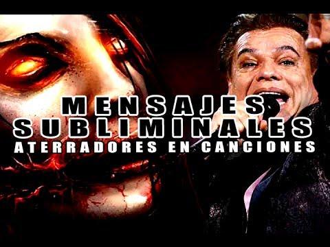 Mensajes Subliminales en Canciones (videos terror) l Pasillo Infinito