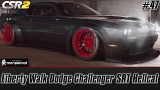 CSR Racing 2: Liberty Walk Dodge Challenger SRT Hellcat | Trick Or Treat Cup [Episode #47]