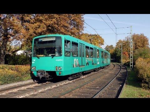 U-Bahn Frankfurt (Main) - U4/U7 Die Strecke nach Enkheim XXL (2012) (HD)