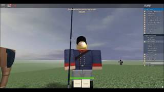 Roblox blood and iron cav charge 2