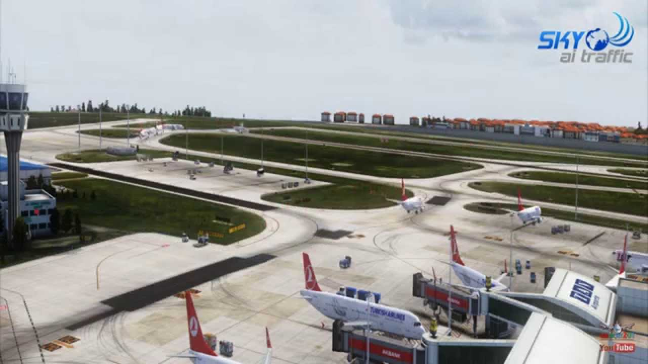 Ice ai traffic fsx download
