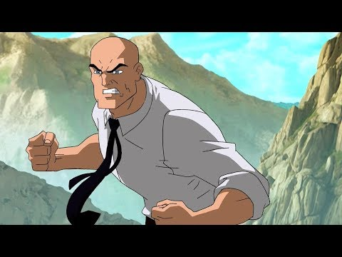 Lex Luthor: Amanda Waller! Lexie Stopped Loving You!