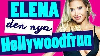 Natacha Peyre a/k/a Elena Belle ny i Svenska Hollywoodfruar