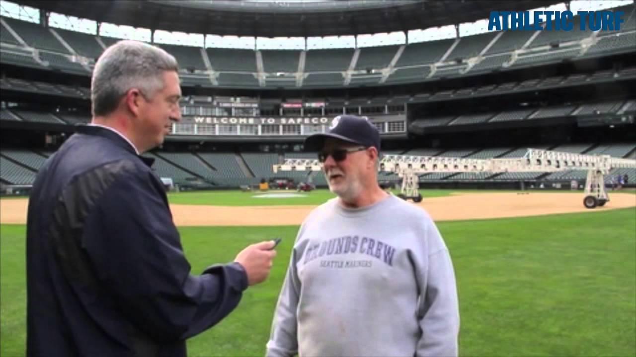 Safeco Field Head Groundskeeper Talks Retractable Roof