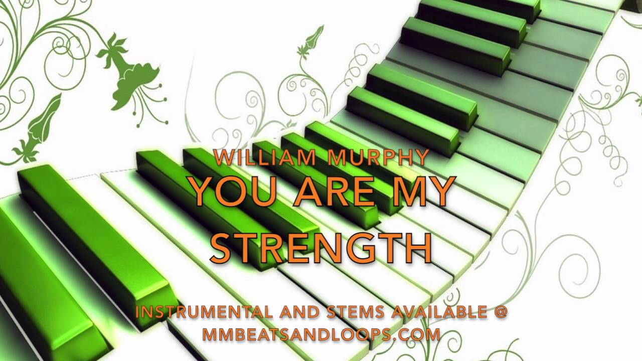 william-murphy-you-are-my-strength-instrumental-master-mike