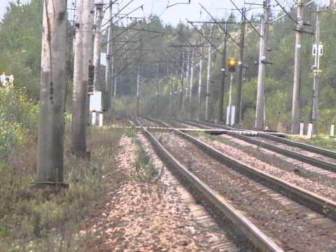 Матушка железная дорога