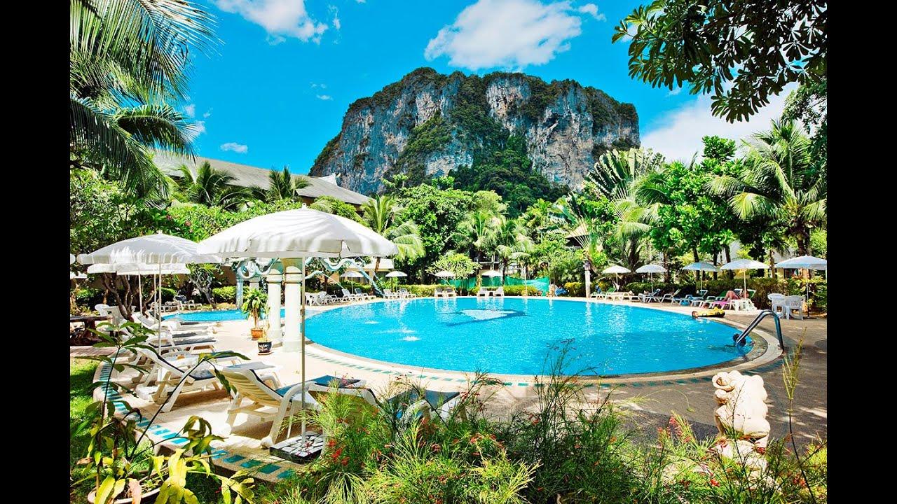 Golden Beach Resort Krabi Ferieidyll Med Apollo