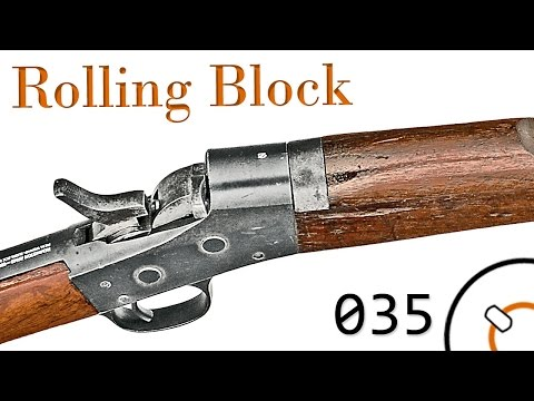 Small Arms of WWI Primer 035: French Remington Rolling Block