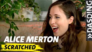 Alice Merton about feeling depressed and working on her mental health | DASDING Interview