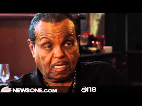 #MJFam Joe Jackson Chokes Up Over His Son's Death