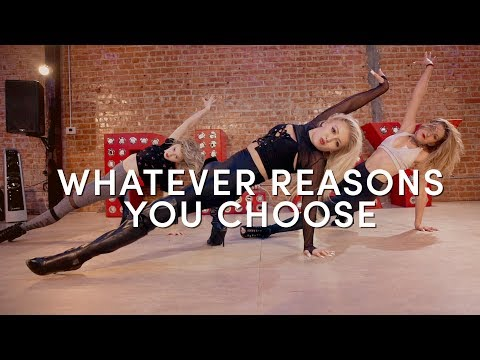 The Jones Project - Whatever Reasons You Choose - Choreography by Marissa Heart