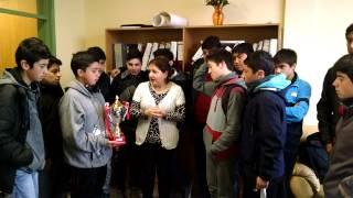 Selecciòn de Futbol del Liceo Rodulfo Amando Philippi, Paillaco