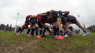 GoPro: Girls' Rugby Football Practice