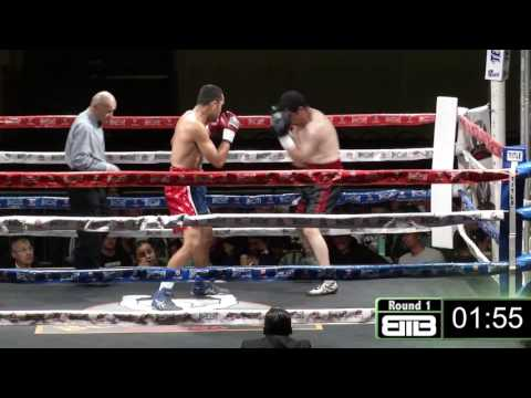 Best in Boxing Rodrigo Garcia vs Alejandro Alonso Fight